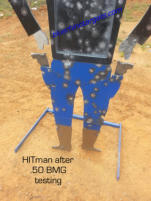 Outlaw HITman after 50 bmg testing